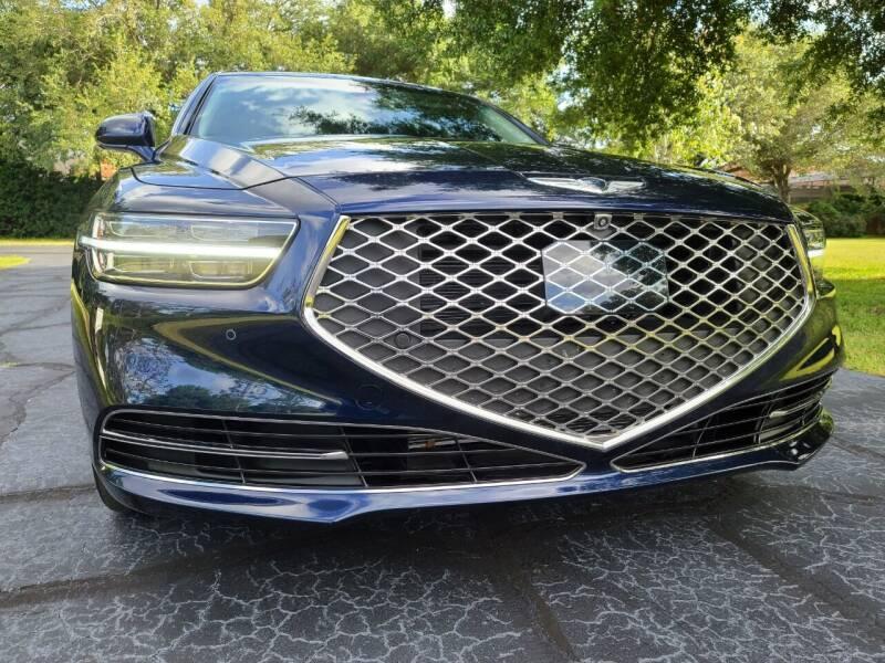 2020 Genesis G90 for sale at Monaco Motor Group in Orlando FL