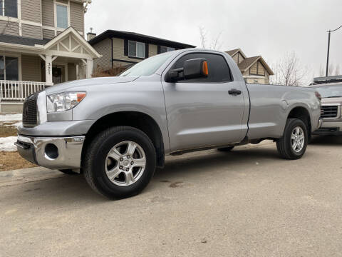 2007 Toyota Tundra for sale at Truck Buyers in Magrath AB