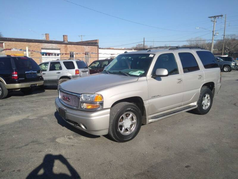 2005 GMC Yukon for sale at Jak's Preowned Autos in Saint Joseph MO