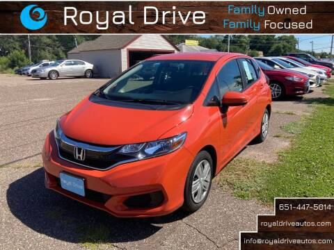 2018 Honda Fit for sale at Royal Drive in Newport MN