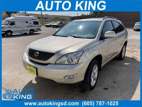 2007 Lexus RX 350 for sale at Auto King in Rapid City SD