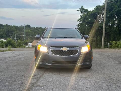 2014 Chevrolet Cruze for sale at Car ConneXion Inc in Knoxville TN