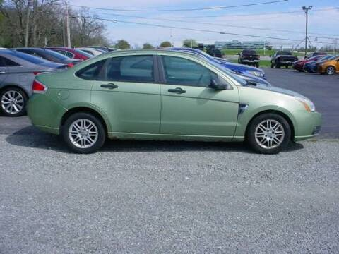2008 Ford Focus for sale at Westview Motors in Hillsboro OH