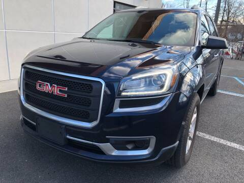 2016 GMC Acadia for sale at MAGIC AUTO SALES in Little Ferry NJ