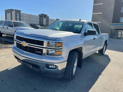 2014 Chevrolet Silverado 1500 for sale at Truck Buyers in Magrath AB