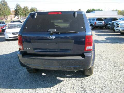 2005 Jeep Grand Cherokee for sale at Speed Auto Inc in Charlotte NC