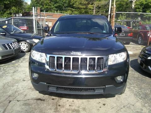 2011 Jeep Grand Cherokee for sale at Six Brothers Auto Sales in Youngstown OH