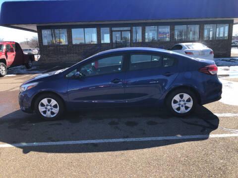 2018 Kia Forte for sale at BUDGET CAR SALES in Amarillo TX