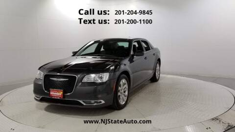 2016 Chrysler 300 for sale at NJ State Auto Used Cars in Jersey City NJ