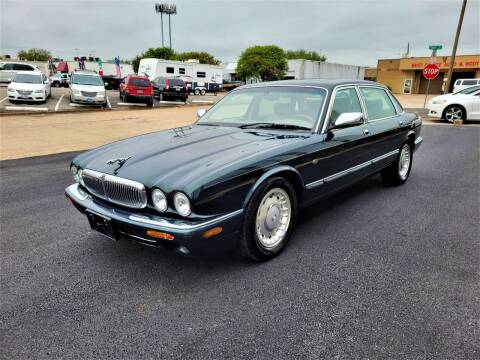 2000 Jaguar XJ-Series for sale at Image Auto Sales in Dallas TX
