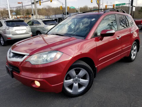 2007 Acura RDX for sale at Cedar Auto Group LLC in Akron OH