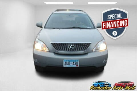 2004 Lexus RX 330 for sale at Rochester Auto Mall in Rochester MN