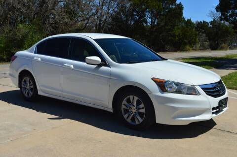 2012 Honda Accord for sale at Coleman Auto Group in Austin TX