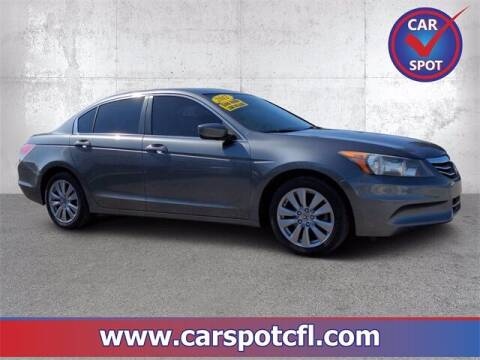 2012 Honda Accord for sale at Car Spot Of Central Florida in Melbourne FL