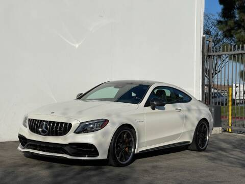 2020 Mercedes-Benz C-Class for sale at Corsa Exotics Inc in Montebello CA