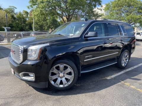 2017 GMC Yukon for sale at Sonias Auto Sales in Worcester MA