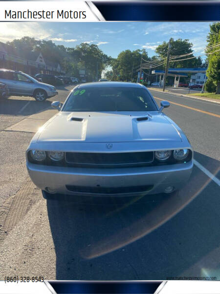 2009 Dodge Challenger for sale at Manchester Motors in Manchester CT