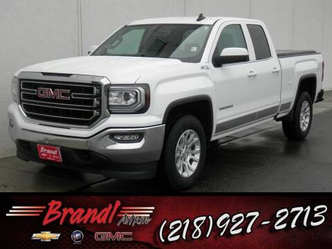 2018 GMC Sierra 1500 for sale at Brandl GM in Aitkin MN