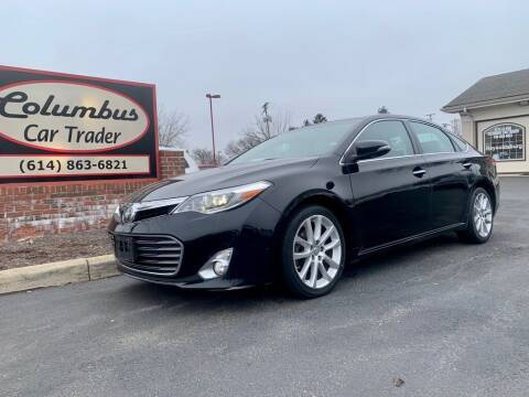 2013 Toyota Avalon for sale at Columbus Car Trader in Reynoldsburg OH