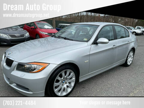 2006 BMW 3 Series for sale at Dream Auto Group in Dumfries VA