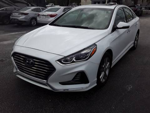 2018 Hyundai Sonata for sale at YOUR BEST DRIVE in Oakland Park FL