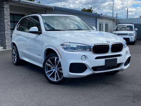 2014 BMW X5 for sale at Lux Motors in Tacoma WA