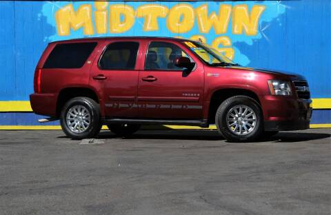 2008 Chevrolet Tahoe for sale at Midtown Motors in San Jose CA