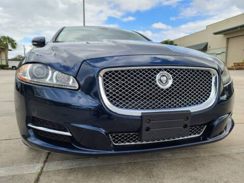 2011 Jaguar XJ for sale at Monaco Motor Group in Orlando FL