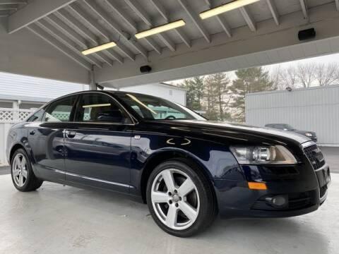 2008 Audi A6 for sale at Pasadena Preowned in Pasadena MD