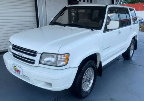 2001 Isuzu Trooper for sale at Tiny Mite Auto Sales in Ocean Springs MS