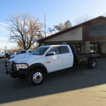 2011 RAM Ram Chassis 4500 for sale at PRIME RATE MOTORS in Sheridan WY