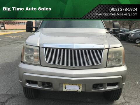 2005 Chevrolet Silverado 3500 for sale at Big Time Auto Sales in Vauxhall NJ