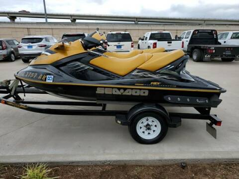 2006 Sea-Doo/BRP RXT for sale at Kell Auto Sales, Inc - Grace Street in Wichita Falls TX