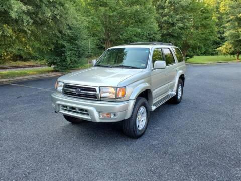 1999 Toyota 4Runner for sale at Apex Autos Inc. in Fredericksburg VA