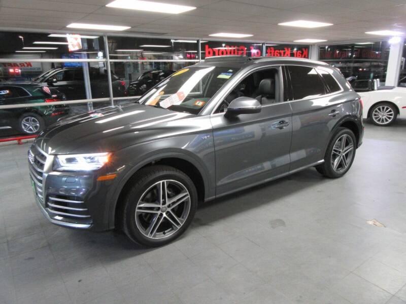2018 Audi SQ5 for sale at Kar Kraft in Gilford NH