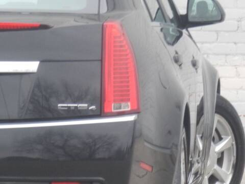 2009 Cadillac CTS for sale at Moto Zone Inc in Melrose Park IL