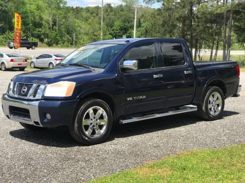 2010 Nissan Titan for sale at 912 Auto Sales in Douglas GA