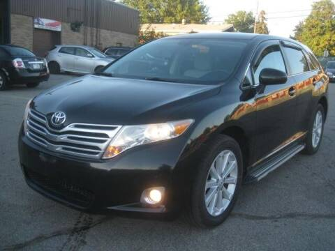 2012 Toyota Venza for sale at ELITE AUTOMOTIVE in Euclid OH
