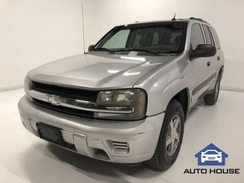 2005 Chevrolet TrailBlazer for sale at Auto House Phoenix in Peoria AZ