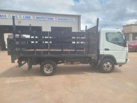 2007 Mitsubishi Fuso FE84D for sale at TRUCK N TRAILER in Oklahoma City OK
