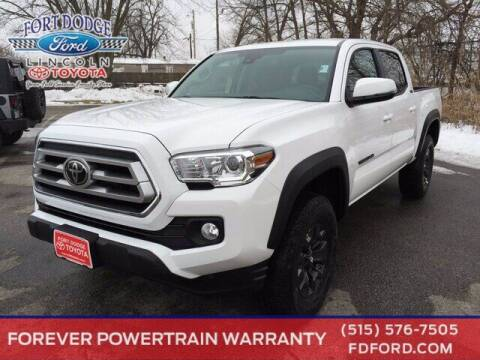 2021 Toyota Tacoma for sale at Fort Dodge Ford Lincoln Toyota in Fort Dodge IA