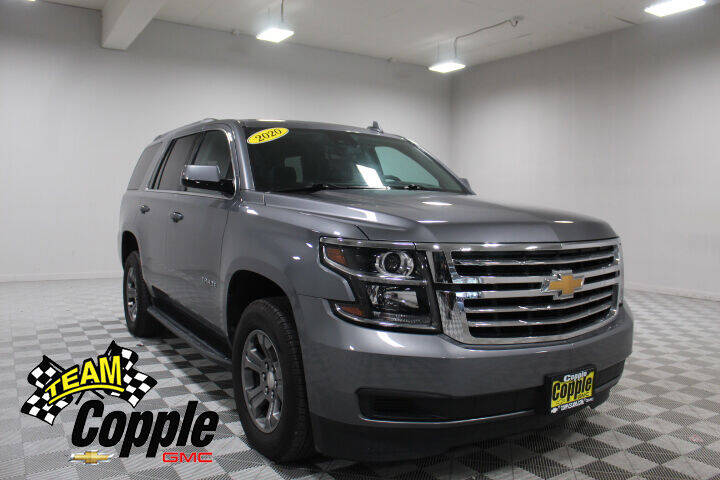 2020 Chevrolet Tahoe for sale at Copple Chevrolet GMC Inc in Louisville NE