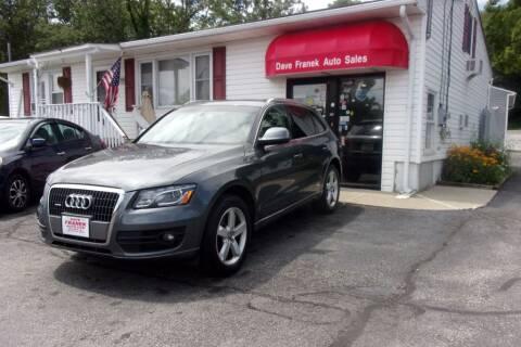 2012 Audi Q5 for sale at Dave Franek Automotive in Wantage NJ