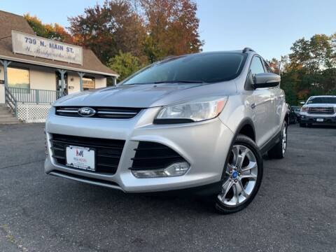 2013 Ford Escape for sale at Mega Motors in West Bridgewater MA
