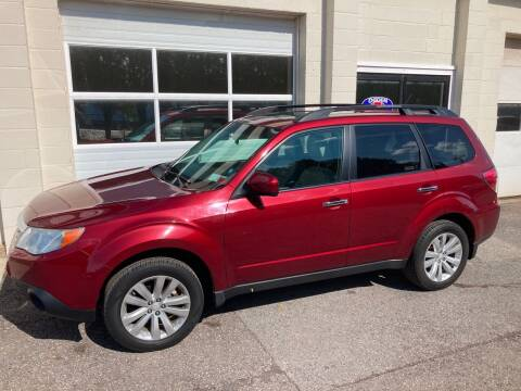 2012 Subaru Forester for sale at Ogden Auto Sales LLC in Spencerport NY