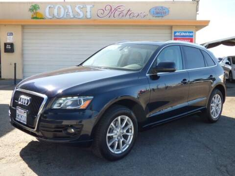 2009 Audi Q5 for sale at Coast Motors in Arroyo Grande CA