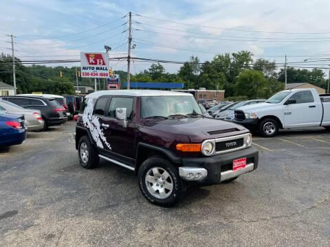 2007 Toyota FJ Cruiser for sale at KB Auto Mall LLC in Akron OH