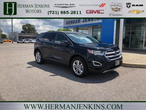 2017 Ford Edge for sale at Herman Jenkins Used Cars in Union City TN