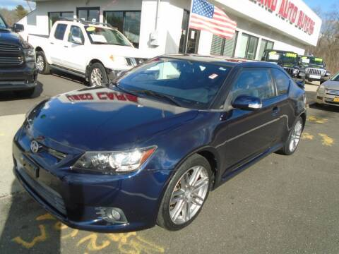 2011 Scion tC for sale at Island Auto Buyers in West Babylon NY