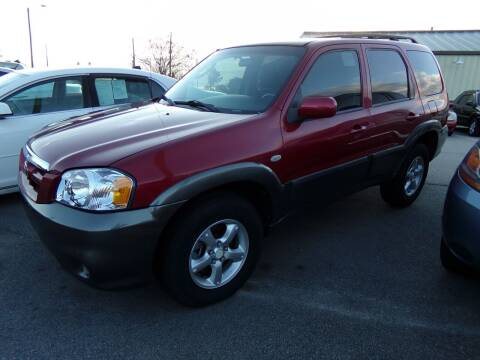 2006 Mazda Tribute for sale at Creech Auto Sales in Garner NC